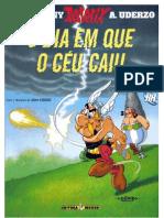 33 - Asterix o Gaulês - O Dia em Que o Céu Caiu(2005)