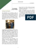 12 juillet 2011 Les documents Takieddine. Le marchand d'armes de la Sarkozie ne paie pas d'impôt