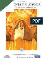 Catalogo Editorial Herbasa 2011 Religiones y Filosofía