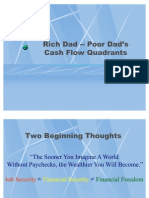 Cash Flow Quadrants