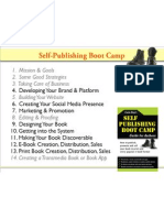 Self-Publishing Boot Camp Presentation March 2011