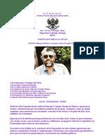 Supremo Consejo Omega comunicado núm. 079-2011