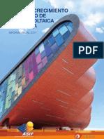Informe Anual de ASIF 2011