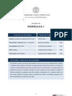 Hidráulica I
