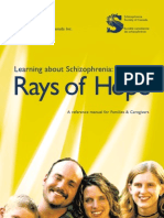 Learning About Schizophrenia..Rays of Hope