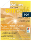 Om_Cafe_ July 17 Vienna Austria