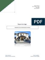 Obiblio Fr 253 Rapport de Stage IUT Info