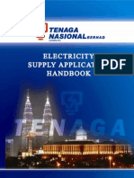 TNB Electricity Supply Application Handbook (ESAH)