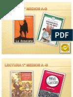 Libros de Julio Ens.media 2011
