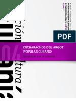 04 Dicharachos Del Argot Popular Cubano