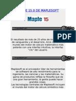 Maple 15