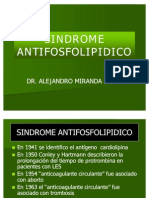05 - Sindrome Antifosfolipidos