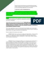 Guia Sociales y Human Ida Des