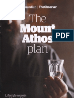 Mount Athos Plan_Healthy Living (Pt 1)