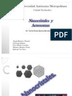 Nanocristales