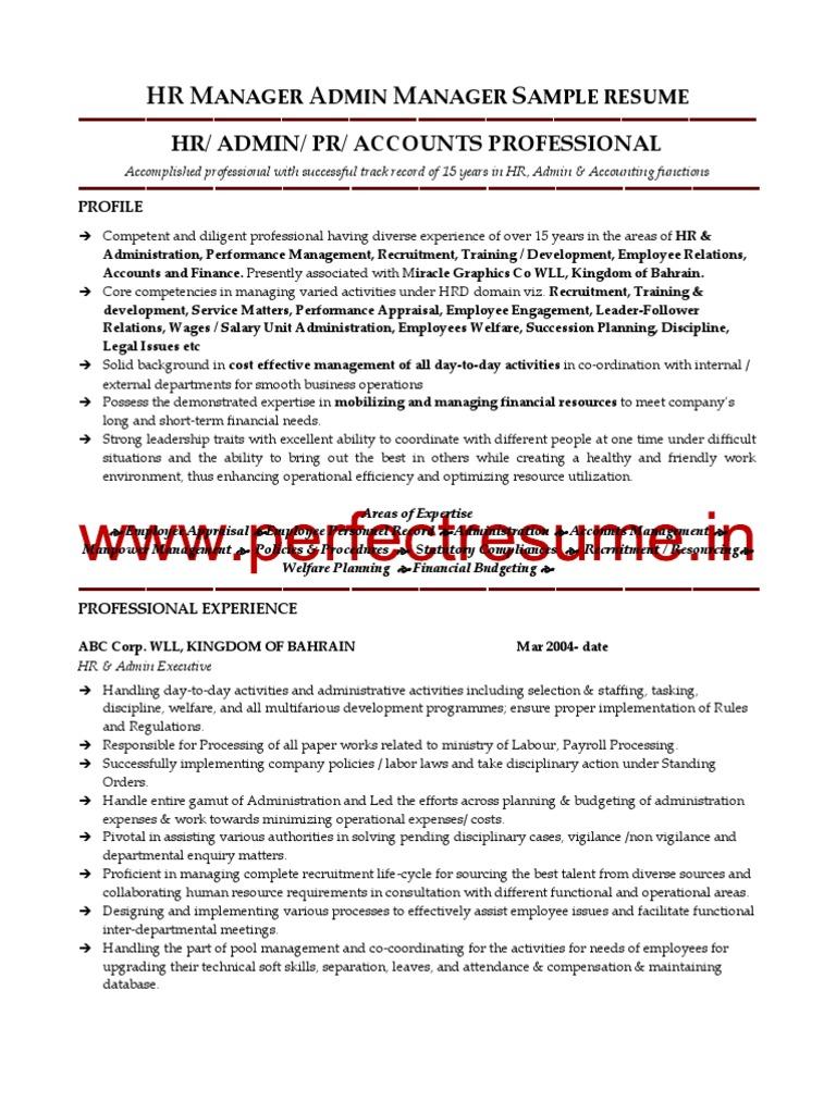 Fantastisch Lieber Hr Manager Lebenslauf Bilder - Entry Level Resume ...