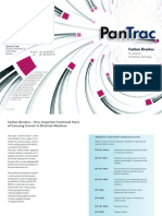 Article PANTRAC Carbon Brushes