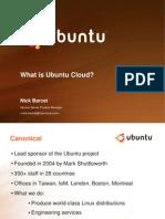 SkillsMatter-WhatIsUbuntuCloud_0