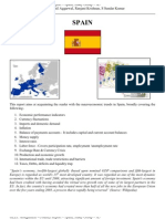 GLEC Assignment-Country Report (Spain)