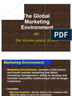 9a. the Global Marketing Environment