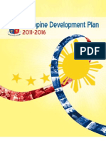 Philippine Development Plan 2011-2016