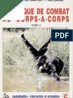 Tehnique de Combat Au Corps a Corps