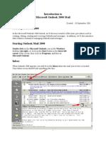 Outlook 2000 Tutorial