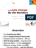 Climate Change by the Numbers 3978