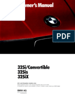 Bmw Owners Manual