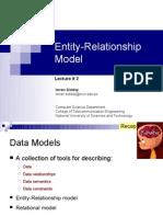 Lecture2-ERModel