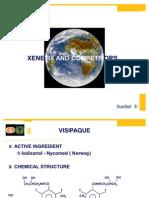 Xenetix vs Competition