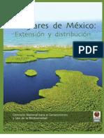 Manglares de Mexico Extension y Distribucion