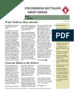 July 2011 FSC Newsletter