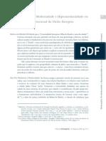 Modernidade, Pós-Modernidade e Hipermodernidade ou a Crise Constitucional da União Europeia (Duarte Bué Alves)