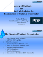 Standard Methods