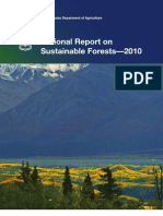 2010 National Report on Sustainable Forests