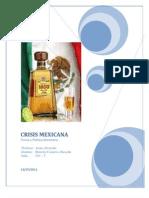 Crisis Mexicana