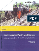 Making work pay in Madagascar