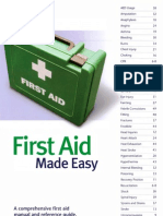 FirstAid Made Easy