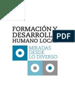 Libro Formacion y Desarrollo Humano Local