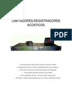 LIMITADOR LD500 - INGENIEROS ACÚSTICOS