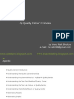 Quality Center Overview Bpk