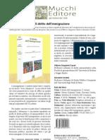 """Il Diritto dell'Immigrazione - V Quaderno della rivista """"Il diritto dell'Economia"""""""
