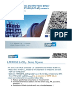AETHER cement - ECRA Barcelona Presentation