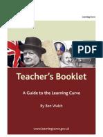 Teachers Booklet