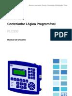 WEG Plc300 Manual Do Usuario 10000703041 Manual Portugues Br