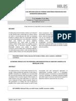 Impactos econômicos da implantação de aterros sanitários individuais nos municípios brasileiros