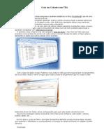Criar Um Cadastro No Excel Com VBA