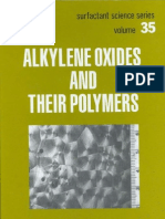 Alkylene Oxides and Their Polymers