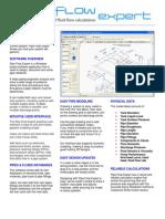 Pipe Flow Expert Brochure